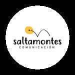 Logo de Saltamontes Comunicación