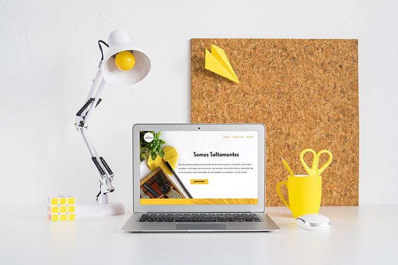 diseño web en calamuchita